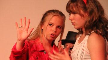 Jeugdtheaterschool Zwolle theaterschool musicalschool theaterles musicalles
