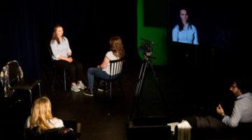 les filmacteren jeugdtheaterschool Zwolle