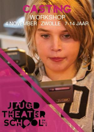 workshop xapp kindercasting in Zwolle