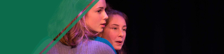 opleidingsklas 14-21 jaar jeugdtheaterschool Zwolle vooropleiding