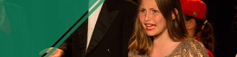 opleidingsklas 9-13 jaar jeugdtheaterschool Zwolle vooropleiding
