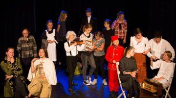 vooropleiding zwolle opleidingsklas theater kinderen jongeren theaterschool muziektheater