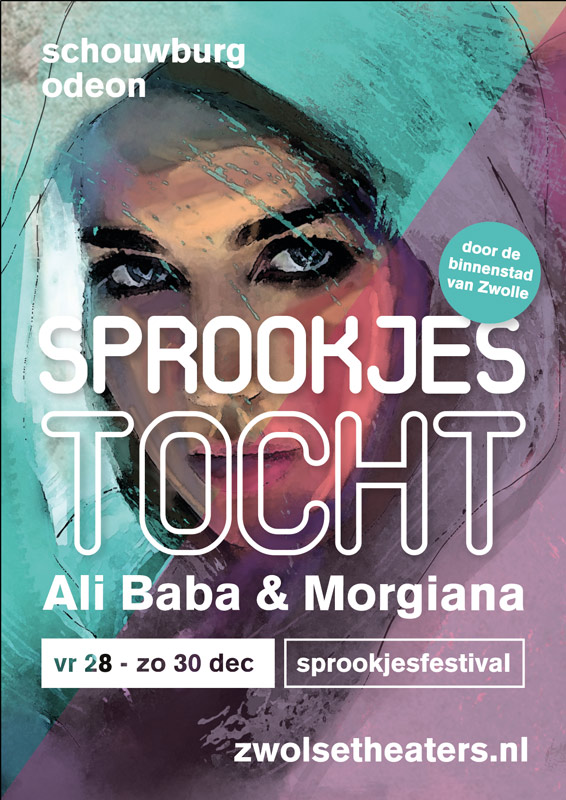 sprookjesfestival Zwolse theaters