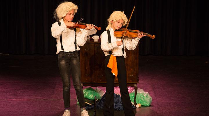 Jeugdtheaterschool Zwolle theaterschool musicalschool theaterles musicalles assendorp zwolle-zuid stadshagen