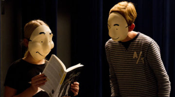 Jongeren theaterles zwolle jeugdtheaterschool