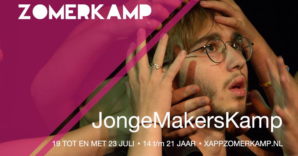 JongeMakersKamp - zomerkamp