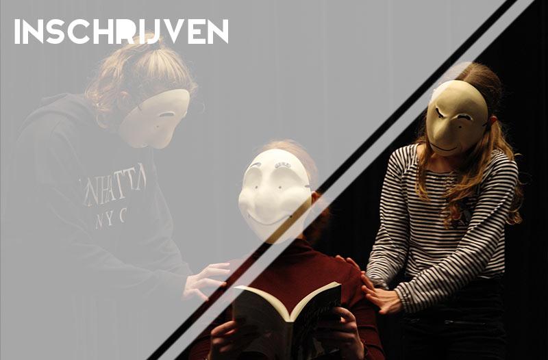 inschrijven voor een cursus van de jeugdtheaterschool Zwolle
