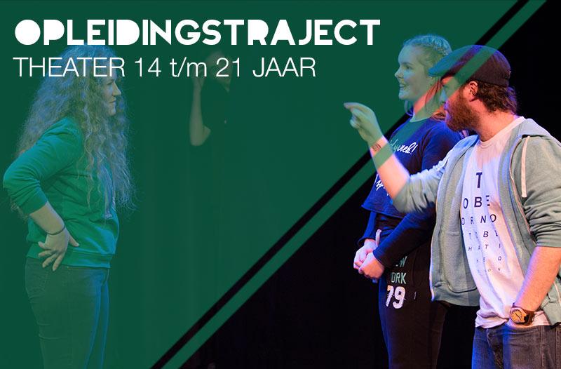opleidingstrajecten theater en musical Jeugdtheaterschool Zwolle