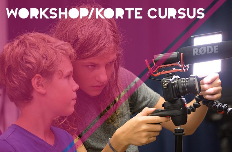 workshops en korte cursussen jeugdthaterschool Zwolle