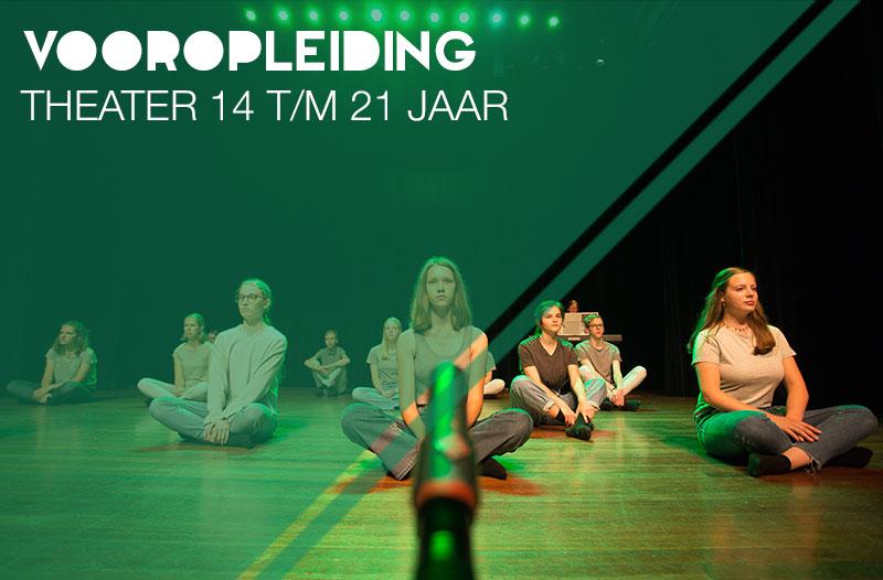 Vooropleiding theater Jeugdtheaterschool Zwolle