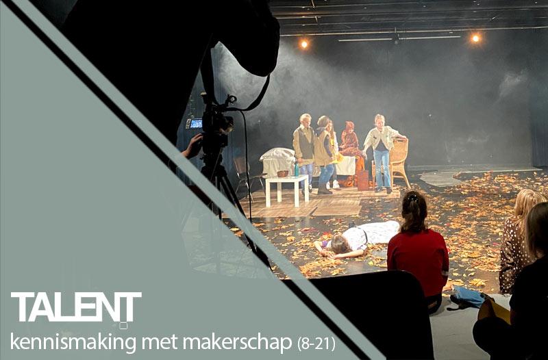 TheaterWerkplaats - TALENT! - Zwolle