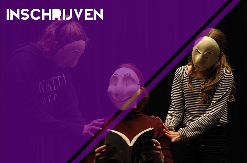 inschrijven jeugdtheaterschool Zwolle