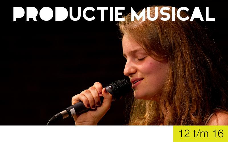 MusicalProductie Jongeren - Jeugdtheaterschool Zwolle