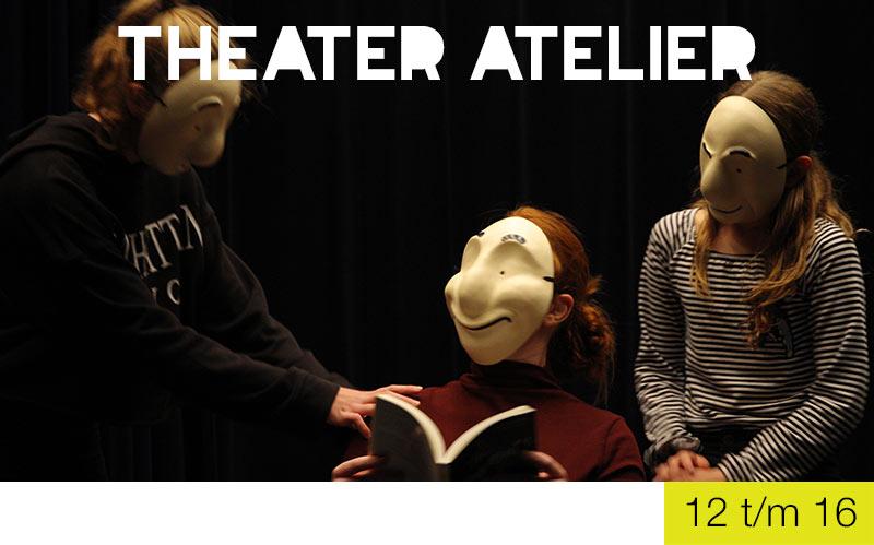 Theater Atelier - jongeren - Jeugdtheaterschool Zwolle