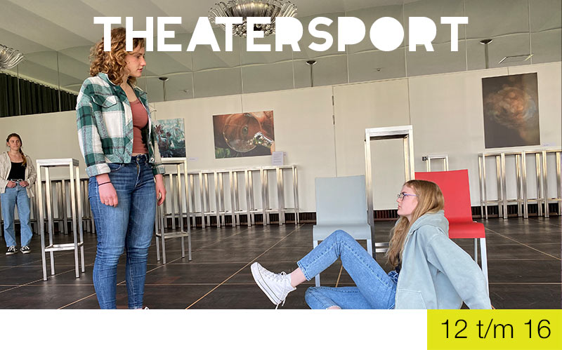 Theatersport - Jongeren - Jeugdtheaterschool Zwolle