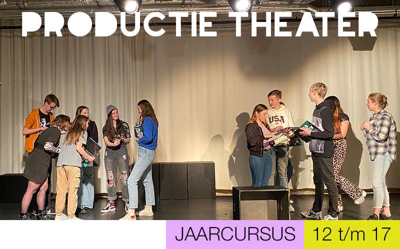 Productiegroep Theater Jongeren - Jeugdtheaterschool Zwolle