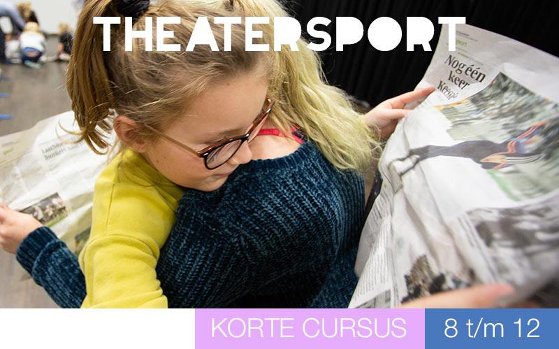 Theatersport voor kinderen Zwolle
